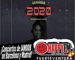IAMDDB ofrecerá dos conciertos en nuestro país: Madrid y Barcelona
