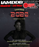 IAMDDB de concierto en Madrid