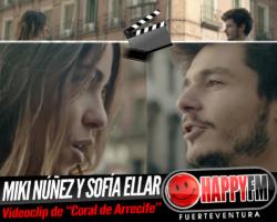 Miki Núñez publica el videoclip del tema «Coral de arrecife» junto a Sofía Ellar