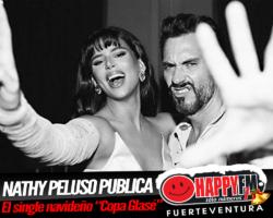 Nathy Peluso estrena «Copa Glasé»