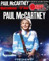 Único concierto de Paul Mc Cartney en nuestro país