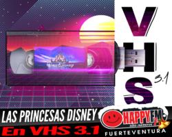 Princesas Disney en VHS 3.1