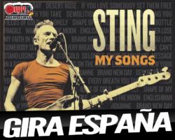 Sting ofrecerá tres conciertos en nuestro país