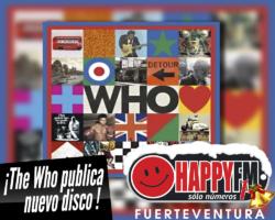 The Who regresa con un nuevo álbum después de trece años bajo el título de «Who»