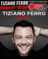 Tiziano Ferro en Madrid