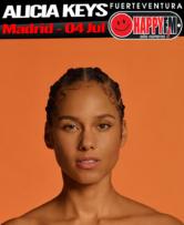 Alicia Keys en Madrid