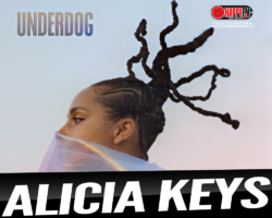 Alicia Keys publica el single «Underdog»