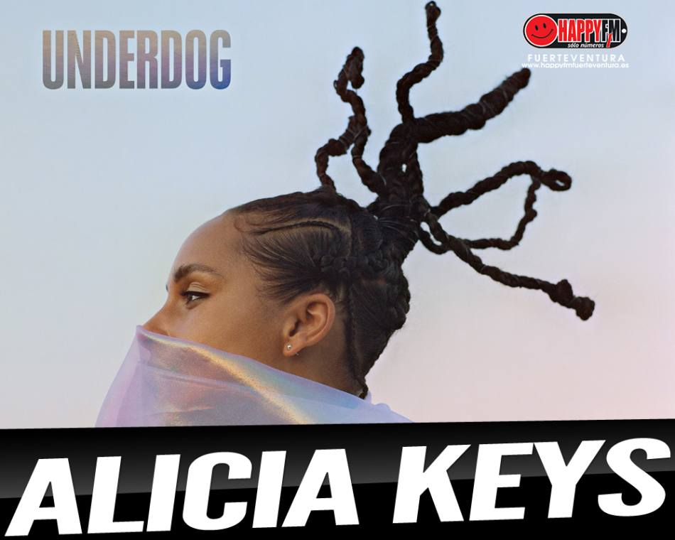Alicia Keys publica el single «Underdog»