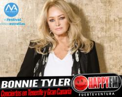 Bonnie Tyler de concierto en Tenerife y Gran Canaria