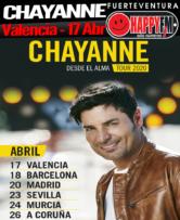 Concierto de Chayanne en Valencia