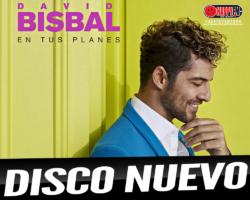David Bisbal publica nuevo disco titulado «En tus planes» y anuncia las primeras fechas de su gira