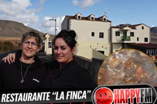 Despiértate Happy desde el Restaurante «La Finca» en Triquivijate