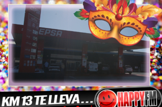 Despiértate Happy desde la Estación de Servicio Cepsa Km 13: 17 de Enero de 2020