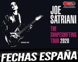 Joe Satriani hará parada en nuestro país