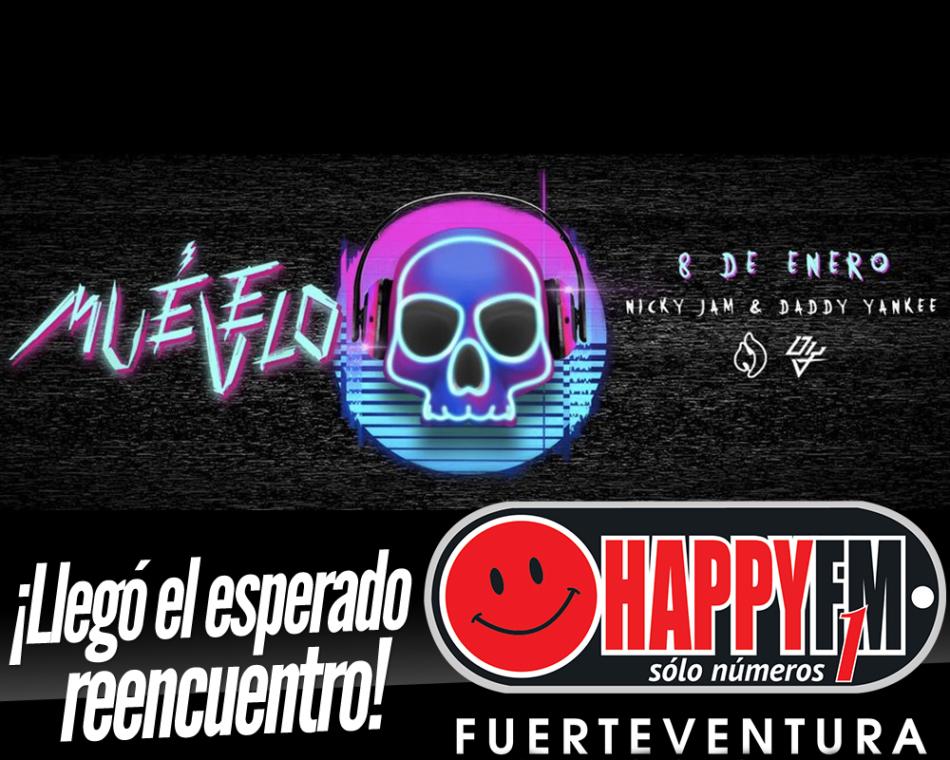 Ya puedes escuchar «Muévelo» la colaboración de Nicky Jam y Daddy Yankee