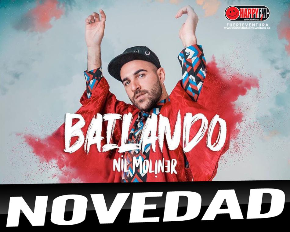 Nil Moliner confirma con su nuevo single que todo empieza «Bailando»