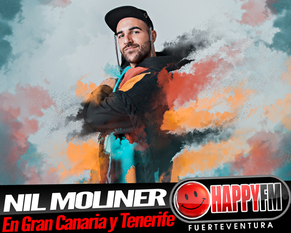 Nil Moliner estará de concierto en Gran Canaria y Tenerife
