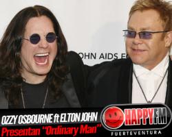 Elton John colabora con Ozzy Osbourne en el tema «Ordinary Man»