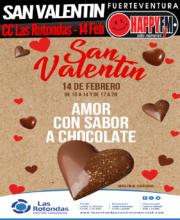 Celebra San Valentín con el Centro Comercial Las Rotondas