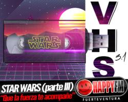 Continúa la saga Star Wars en VHS 3.1