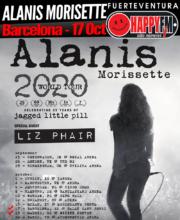 Alanis Morissette en Barcelona