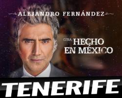 Alejandro Fernández ofrecerá un único concierto en Tenerife