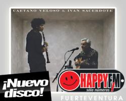 Caetano Veloso publica nuevo disco junto a Ivan Sacerdote