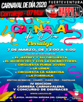 Carnaval de Día 2020 en Corralejo
