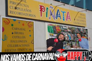 Despiértate Happy desde Piñata