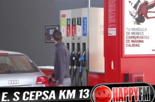Despiértate Happy desde la Estación de Servicio Cepsa Km 13: 07 Febrero de 2020
