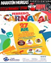 Maratón de Murgas en el Centro Comercial Las Rotondas