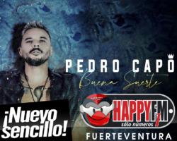 Te presentamos la «Buena suerte» de Pedro Capó
