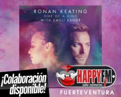 Ronan Keating presenta «One Of A Kind», su colaboración junto a Emeli Sandé