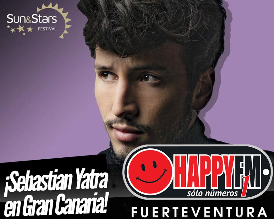 Sebastian Yatra se une al cartel del Sun & Stars Festival