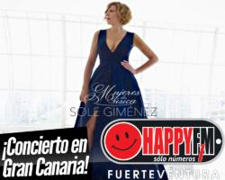 Sole Giménez presentará «Mujeres de música» en Gran Canaria