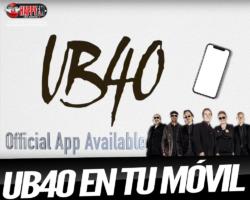 Ya está disponible la app de la banda UB40