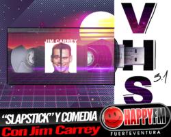 Comedia y «slapstick» con Jim Carrey en VHS 3.1