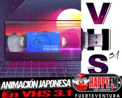 Animación japonesa con Studio Ghibli en VHS 3.1