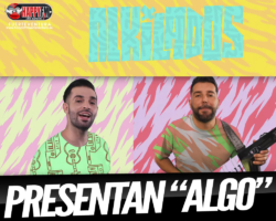 Alkilados presentan «Algo»