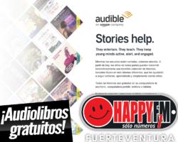 Amazon libera audiolibros
