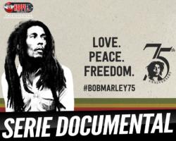 Ya puedes ver la serie documental por el 75º aniversario de Bob Marley