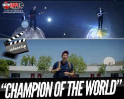 Coldplay publica el videoclip de «Champion Of The World»