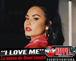 «I Love Me» es lo nuevo de Demi Lovato