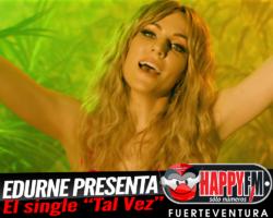Edurne presenta su nuevo single titulado «Tal vez»