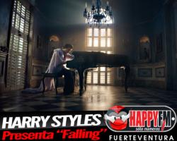 Harry Styles presenta el videoclip oficial de «Falling»