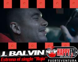J Balvin estrena el single «Rojo»