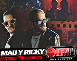 Mau y Ricky estrenan «Me enamora»