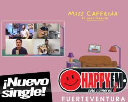 Miss Caffeina publica el single «El Gran Temblor»