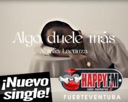 Natalia Lacunza publica el tema «Algo duele más» con la colaboración de Bronquio
