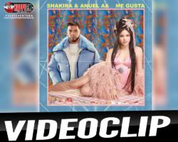 Shakira y Anuel AA estrenan el videoclip del tema «Me gusta»